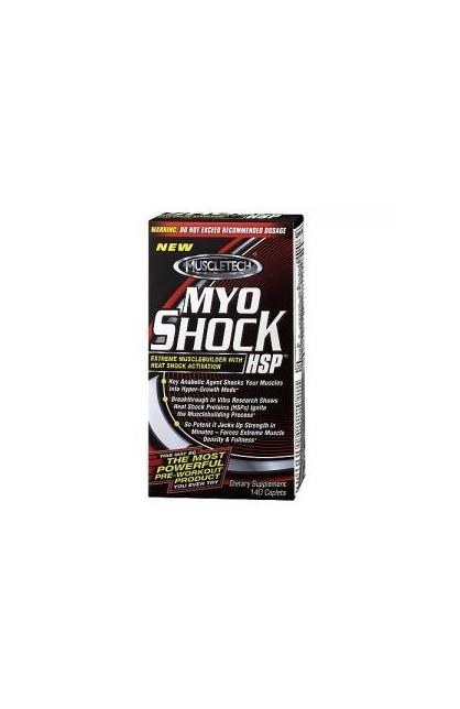 MyoShock 140капс