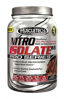 Nitro Isolate65  Pro Series
