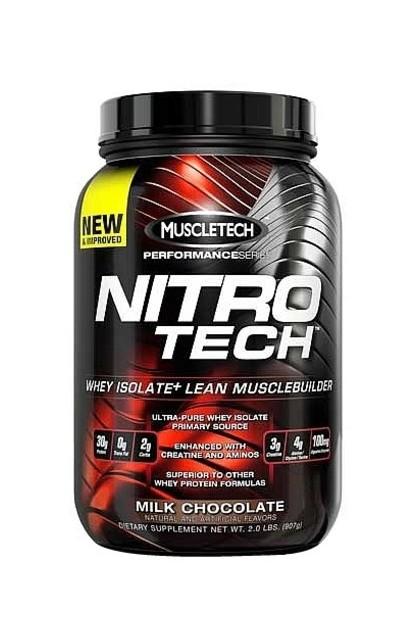 Nitro Tech Performance Series - 908 гр