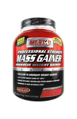 SIX STAR MASS GAINER - 1282 гр