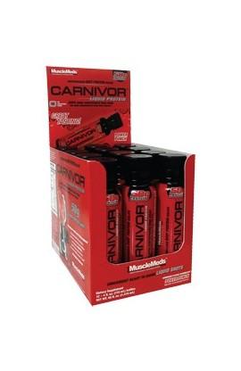 MuscleMeds Carnivor Liquid Protein 12 шт - 4 Fl. Oz. Bottles