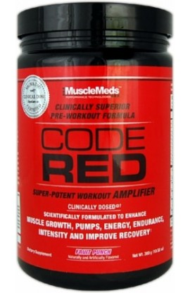 Code Red 300 Grams