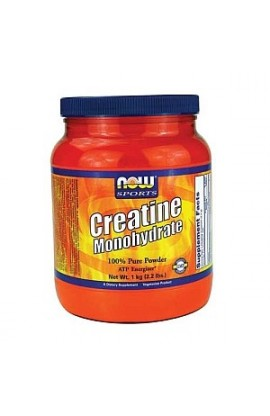 NOW Sports Creatine Monohydrate
