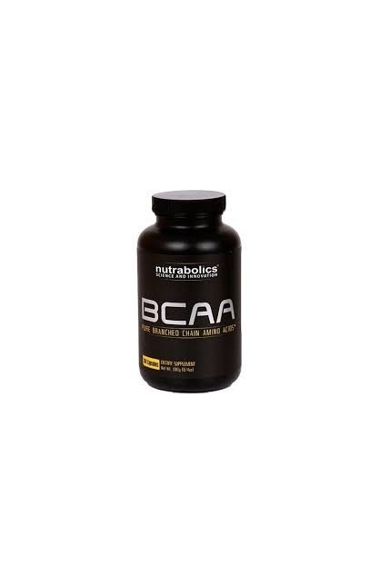 BCAA, 240 caps 3:2:1