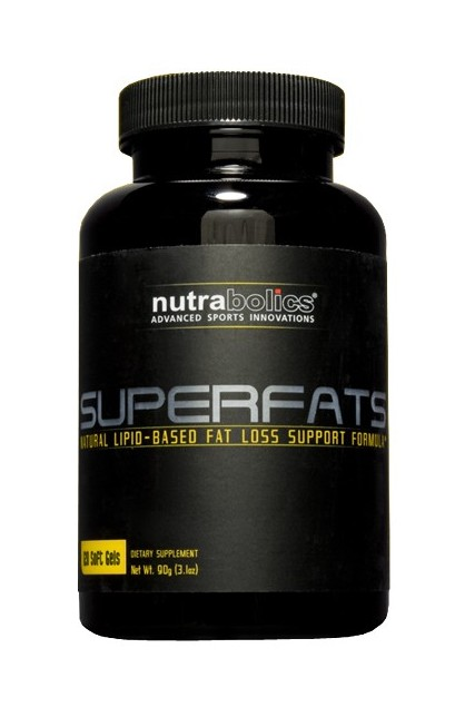 SuperFats 120капс