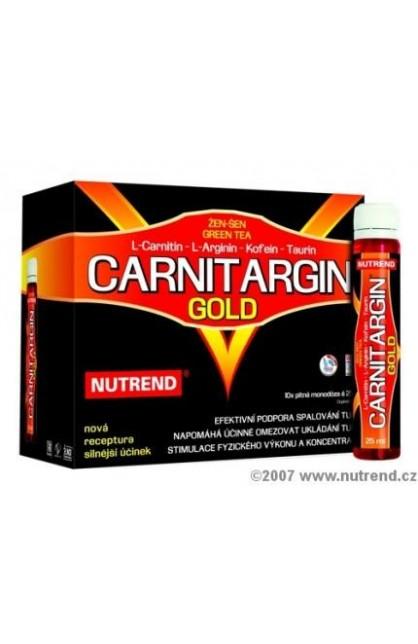 CARNITARGIN GOLD 10x25мл