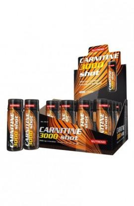 CARNITIN 3000 SHOT 20x60мл