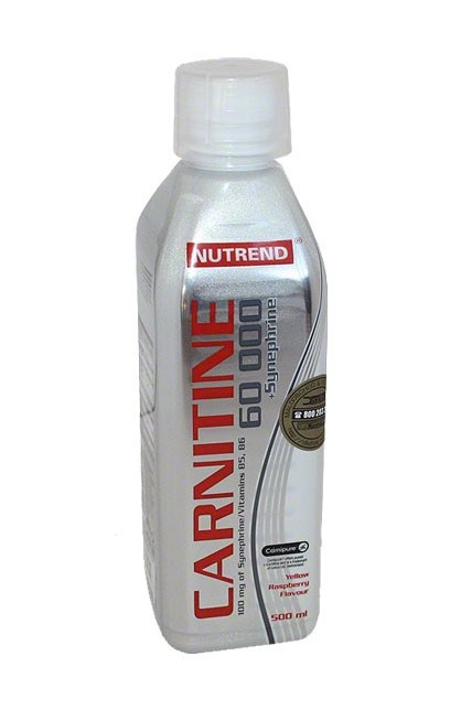 Carnitine 60000 + Synefphrine - 500 мл