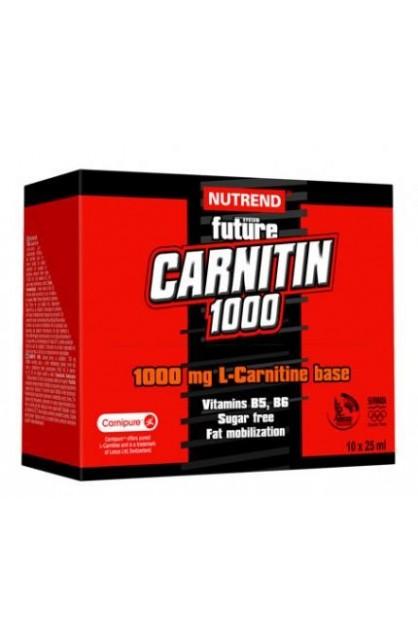 L-CARNITIN 1000 10х25мл