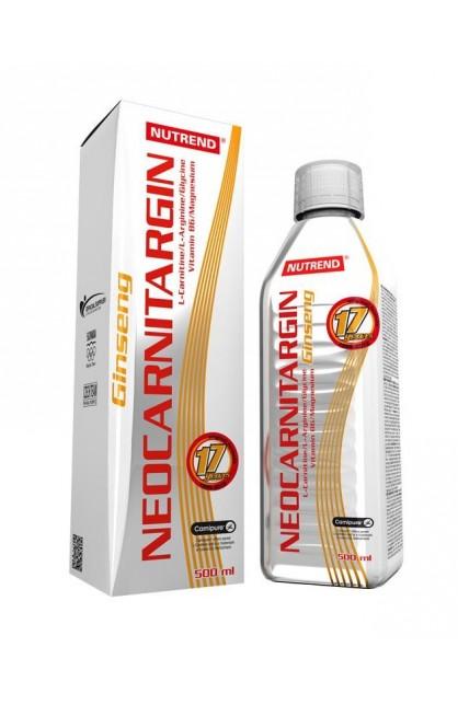 NEOCARNITARGIN + ginsening 500мл