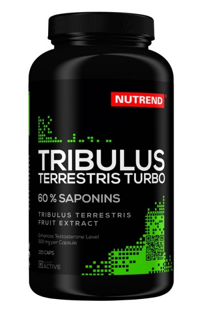 TRIBULUS TERRESTRIS TURBO 120 капс