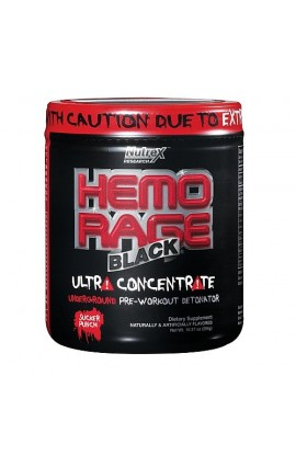 Hemo-Rage Black Ultra Concentrate 292г