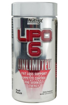 Lipo - 6 UNLIMITED 147 g (60 порций)