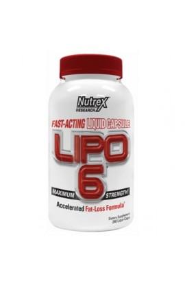Lipo-6 - 240 капсул