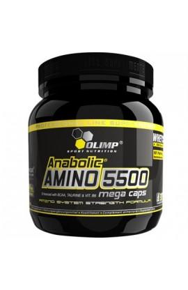 Anabolic AMINO 5500 mega caps - 30 капс