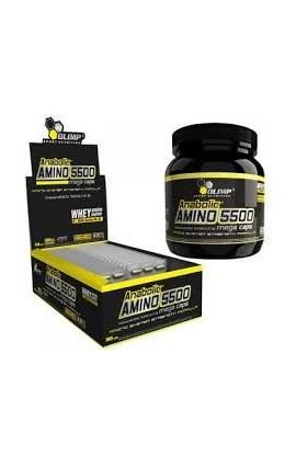 Anabolic AMINO 5500 mega caps - 30x30 капс