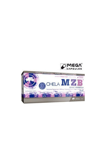 Chela MZB 60капс