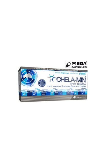Chela-Min  60 caps