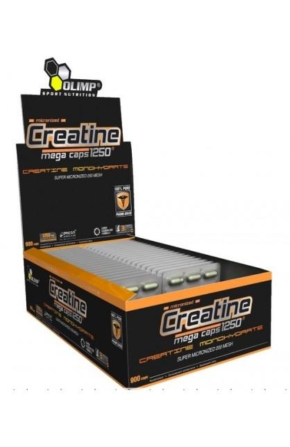 Creatine Mega 1250 30x30 капс