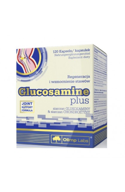 GLUCOSAMINE PLUS 60таб