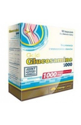 GOLD GLUCOSAMINE 1000 60 капс