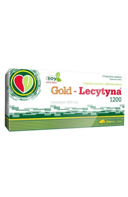 Gold Lecithin - 60 капсул