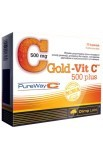 Gold Vit C 500 plus 60 капс