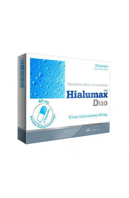 Hialumax Duo 30 kaps