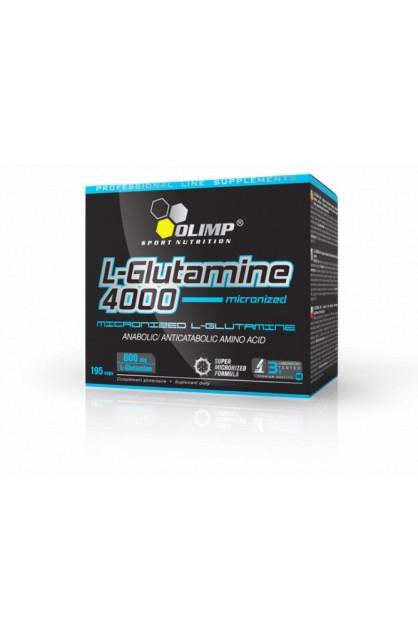 L-Glutamine 4000 - 195 капсул