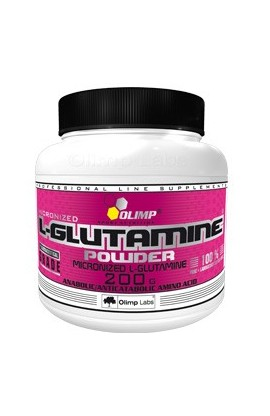 L-GLUTAMINE POWDER - 400 грамм