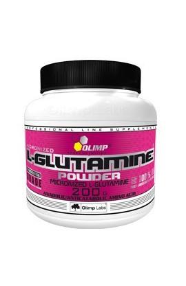 L-GLUTAMINE POWDER - 400 грамм