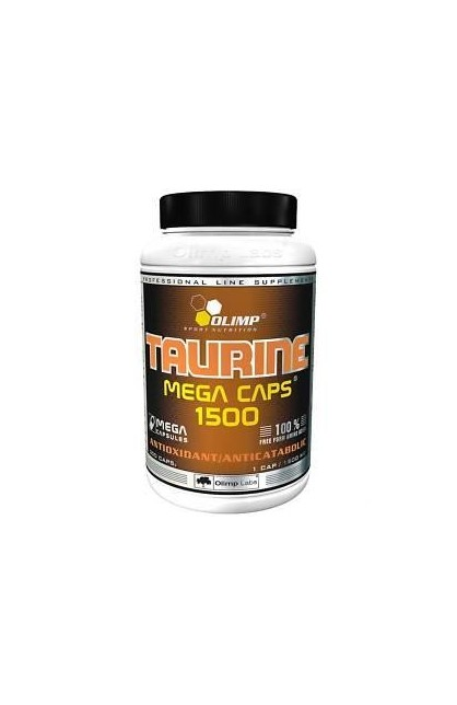 Taurine Mega Caps - 300 капсул