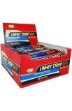 100% Whey Crisp bar - 12 штук