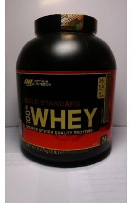 100% Whey Gold Standard 2,27 кг (EU)