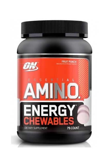 Amino Energy Chewables 75 табл