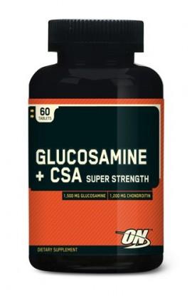 Glucosamine+CSA 60 таб