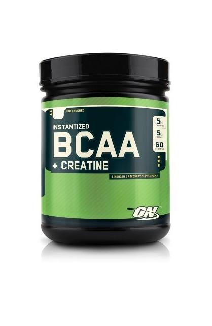Instantized BCAA plus Creatine - 369 грамм