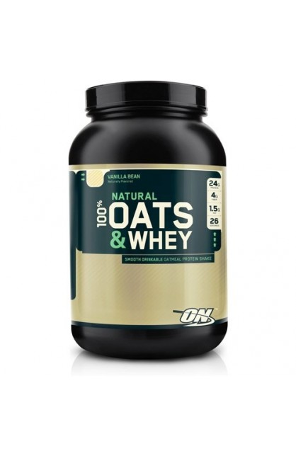Natural 100% Oats & Whey Protein - 1360 грамм