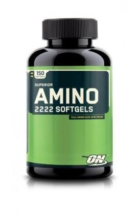 Superior Amino 2222 Caps 150 softgels