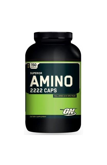 SUPERIOR AMINO 2222 CAPS 150 капс