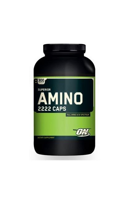 SUPERIOR AMINO 2222 CAPS 300 капс
