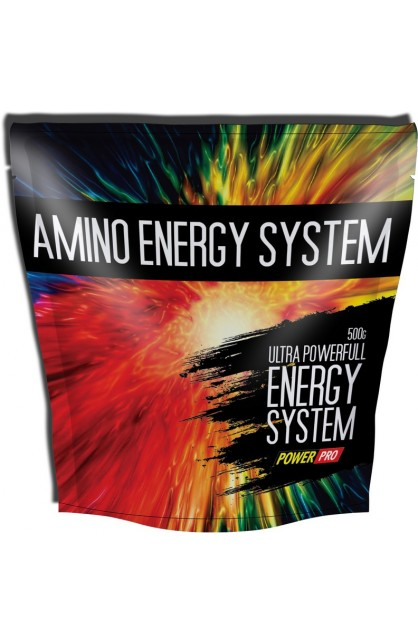 Power Pro Amino Energy system 500 грамм