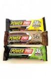 шоколадки Power Pro 40g. 36% поштуч (20шт/уп)