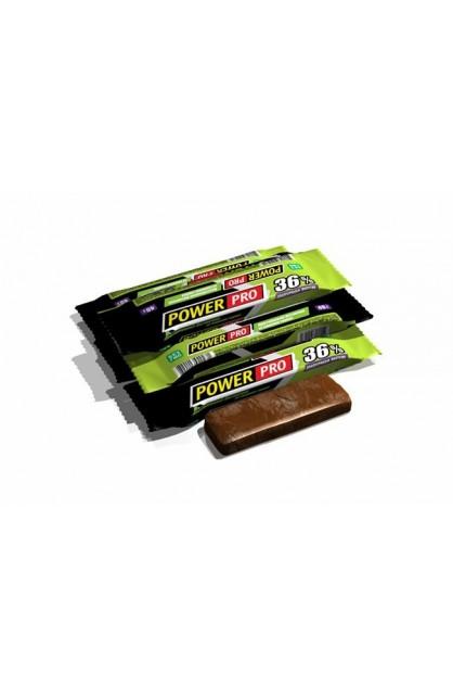 шоколадки PowerPro 60g. 36% поштуч (20шт/уп)