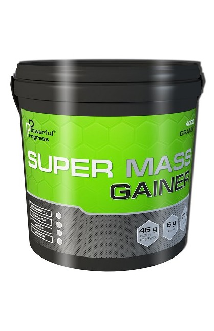 SUPER MASS GAINER 4000 g