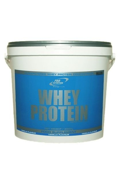 Whey Protein 4000г
