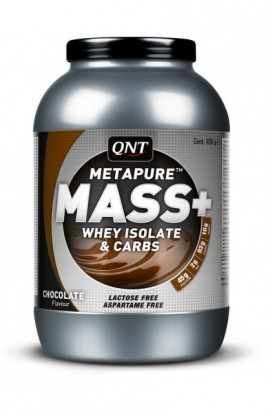 Gainer Metapure mass 1100 g
