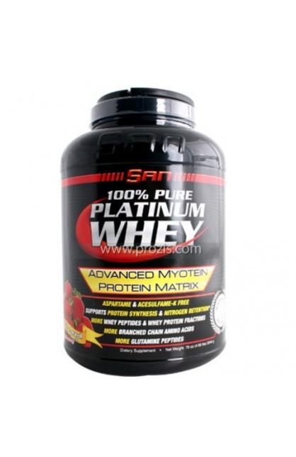 100% Pure Platinum Whey - 2.24kg