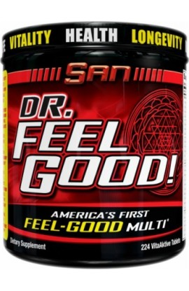 Dr. Feel Good! - 224 VitaAktive Tablets