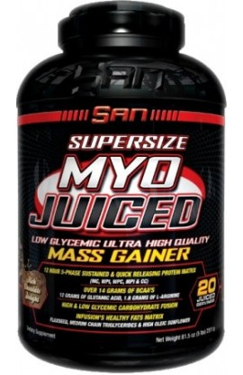 Myo Juiced - 2311 grams